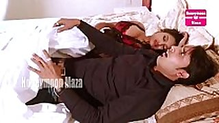Boss drilled her hawt intern - honeymoon maza