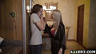 Hot miilf alexis fawx fucks with stepson tyler ...