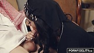 Pornfidelity arab dirty wench sexually sexually horny white white women nadia ali punished by wh...