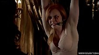 Deborah ann woll - tortured in nature's garb - true blood...