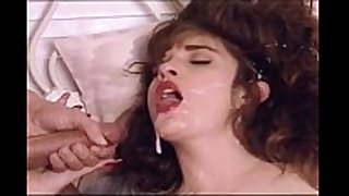 Angelique (lacey rose) vintage double penetration