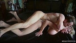 Captive kelly madison is fucked senseless by bi...