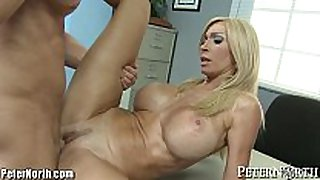 Peternorth milf screwed from behind over desk