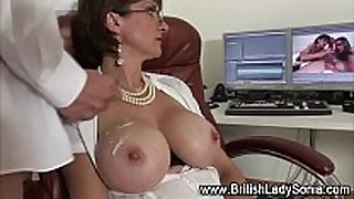 Mature femdom hotties ball ball batter flow