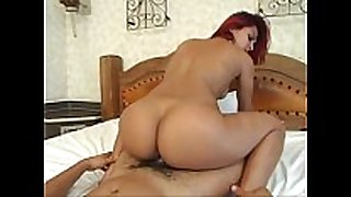 Gabby - redhead brazilian with a great a-hole