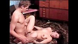 Drinking sister with hairy fur pie molested and f...