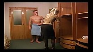 Russian mamma and son - family seductions 05