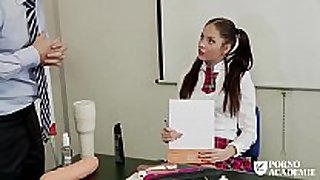 Porno academie - romanian black brown hair hair hair school BBC doxy ...